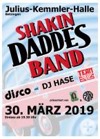 Shakin Daddes Band - Heimspiel