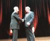Stadtrat Dr. Knut Hochleitner übernahm die Vereidigung und Verpflichtung des neuen Stadtoberhaupts Thomas Keck