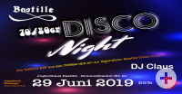 70/80er Bastille Disco Night