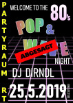 POP & WAVE NIGHT - Music for the masses