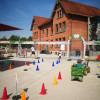 Kinderspielanlage im Reutlinger Bürgerpark
