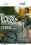 Ausstellungsplakat Abs.: Kunstort ELEVEN Artspace
