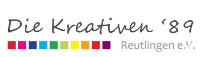 """Logo des Vereins """"Die Kreativen '89 Reutlingen e.V."""""""