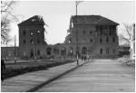 Hauptbahnhof 1945