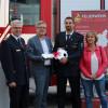 Neues Löschgruppenfahrzeug an die Abt. FF Degerschlacht übergeben