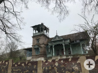 Haus im Helenendorf, Kaukasus