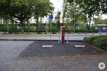 Stromtankstelle Herrmann-Hesse-Straße