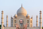 Taj Mahal, Sadhu