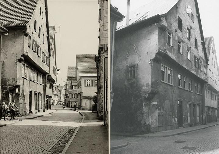 """Oberamteistraße 34 - Das """"steinerne Haus"""""""