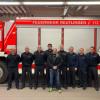 Nach schwerem Verkehrsunfall: Thorsten K. bedankt sich bei seinen Rettern der Reutlinger Feuerwehr