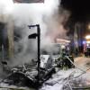 Gebäudebrand in der Reutlinger Altstadt