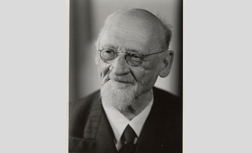 Prof. Dr. – Ing. E.h. Otto Johannsen