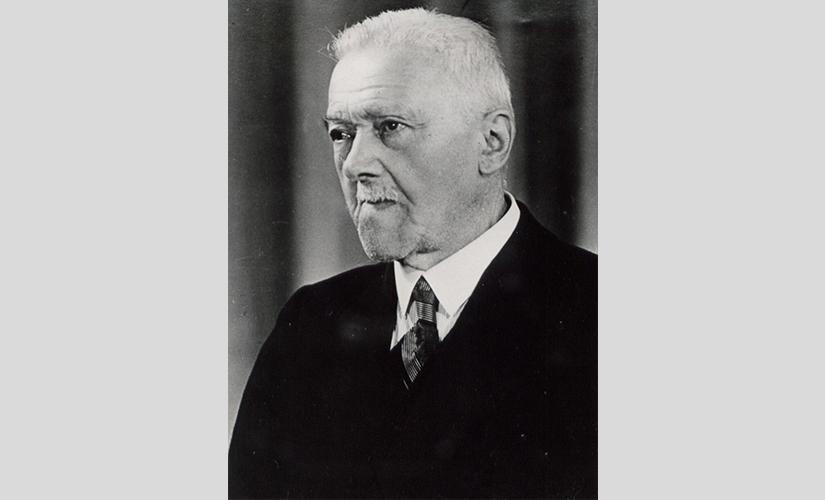 Fabrikant Gustav Groß