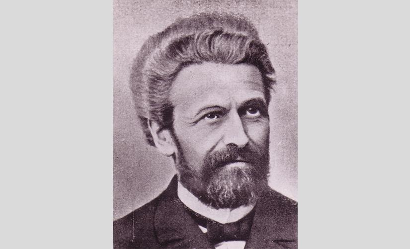 Oberbürgermeister Carl Julius von Benz