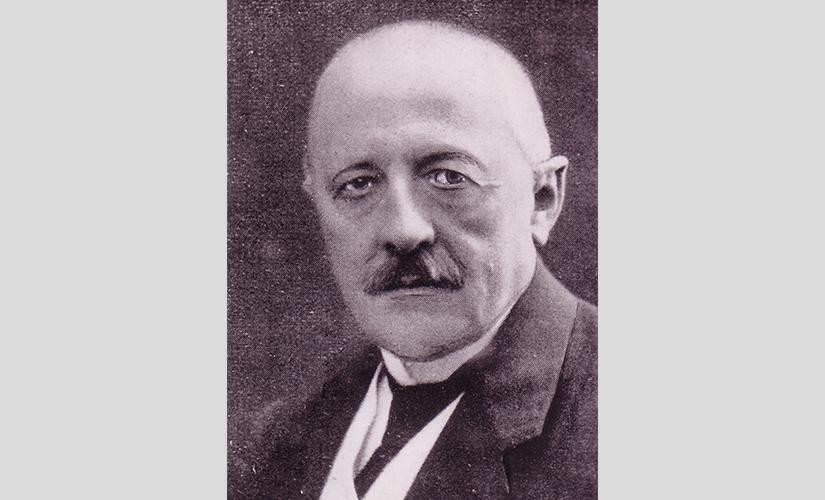 Oberbürgermeister Emil Hepp