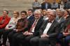 Von rechts: Oberbürgermeister Thomas Keck und Bürgermeister Robert Hahn bei der Amtseinsetzung