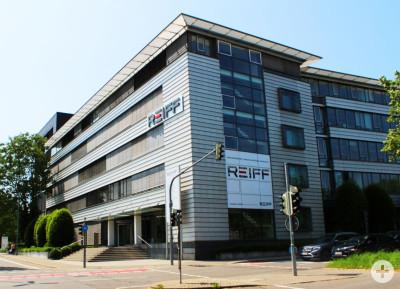 Hauptverwaltung REIFF Technische Produkte GmbH - Reutlingen, Tübinger Straße 2-6