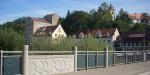 Blick auf Mittelstadt