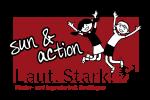 Logo sun & action -  Kinder- und Jugendarbeit Reutlingen