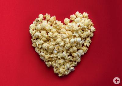 Popcornherz