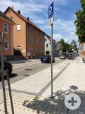 Parkplatz Gartenstraße 33