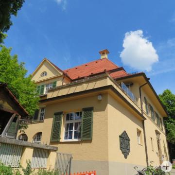 Städtisches Kinderhaus Theodor-Fischer-Straße