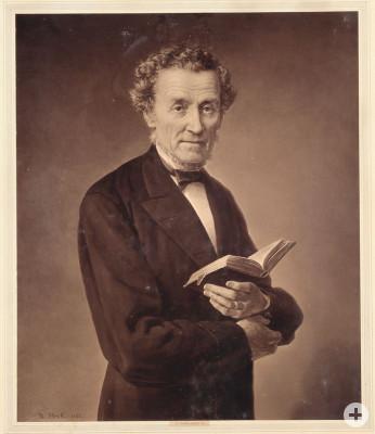 Gustav Werner nach einem Gemälde von Robert Heck, 1888