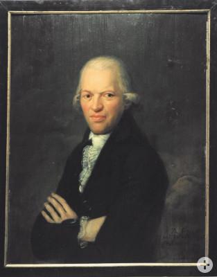 Reformbürgermeister Johann Jakob Fezer (1760-1844)