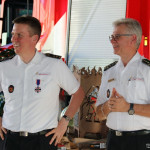 Am Montag vergangener Woche wurde der Stellvertretende Feuerwehrkommandant  der Reutlinger Feuerwehr offiziell verabschiedet. Nach fast 9-jähriger Tätigkeit als Stv. Amtsleiter und als Abteilungsleiter Einsatz wechselt Dipl.-Ing. Adrian Röhrle zum 01. Sep
