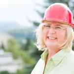 Erste Bürgermeisterin Ulrike Hotz