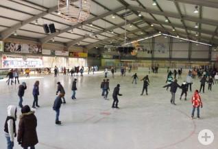 Reutlinger Eishalle (Quelle: www.eishalle-reutlingen.de)