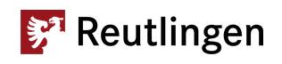 Logo der Stadt Reutlingen
