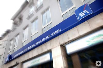 AXA Gebäude
