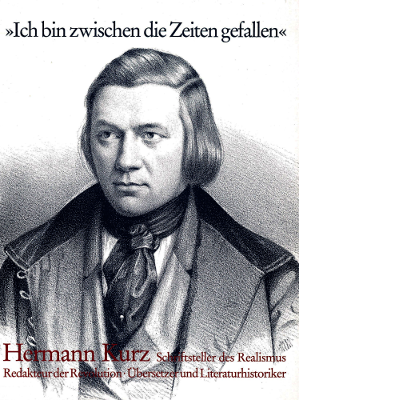 Katalogcover Hermann Kurz, Schriftsteller des Realismus