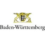 Logo gelbes Wappen Land Baden-Wuerttemberg