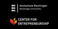 Logo Hochschule Reutlingen und Center for Entrepreneurship