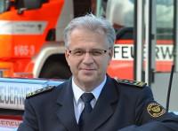 Leitender Stadtbranddirektor Harald Herrmann