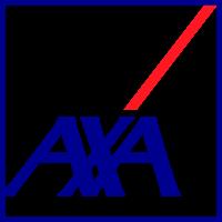 AXA Logo weiss