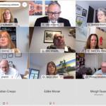 Videokonferenz mit Reading