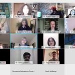Virtueller Jugendaustausch mit den Partnerstädten
