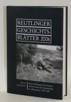 Reutlinger Geschichtsblätter - Themenschwerpunkt Achalm