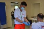 Impfaktion für Menschen ohne Wohnsitz