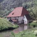 Neumühle bei Gundelfingen, um 1956