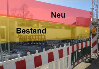 Ausbau durch Anbau/Erweiterung bestehender Kindertageseinrichtungen - Beispiel städtisches Kinderhaus Schopenhauerstraße
