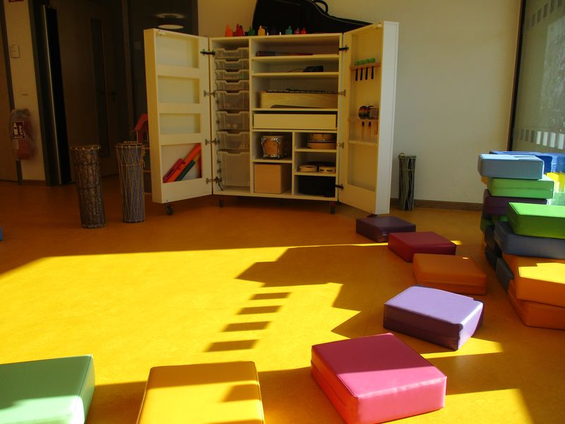Städtisches Kinderhaus Aachener Straße - Kinderpiazza