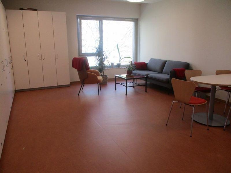Städtisches Kinderhaus Aachener Straße - Pausenraum der Mitarbeiter und Mitarbeiterinnen