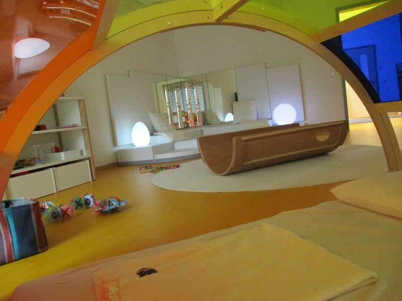 Städtisches Kinderhaus Aachener Straße - Snoezeln