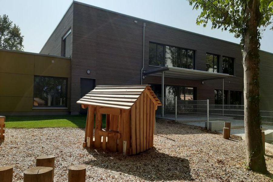 Städtisches Kinderhaus Aachener Straße - Außenansicht