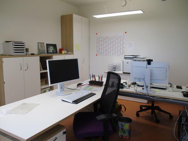 Städtisches Kinderhaus Aachener Straße - Büro