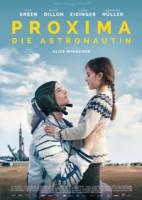 Filmplakat: Die Austronautin